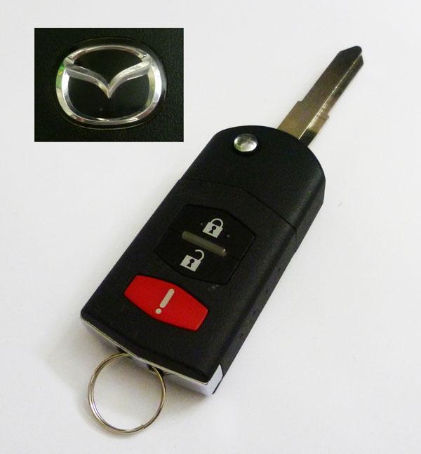 mazda 3 где прописываются ключи в прошивке