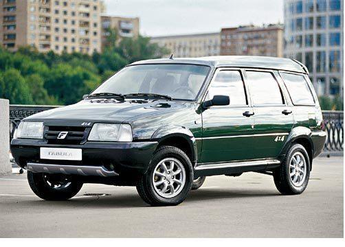 ИЖ-2126 - российский легковой автомобиль малого класса